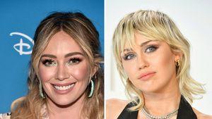 Wegen Hilary Duff wurde Miley Cyrus zu Hannah Montana
