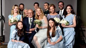 Der Murdoch-Clan: Jerry Hall postet erstes Großfamilienfoto