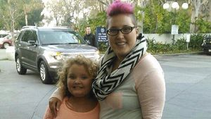 Honey Boo Boo und Lauryn Shannon