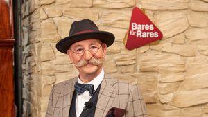 """Fieser """"Bares für Rares""""-Korb für TV-Koch Horst Lichter!"""