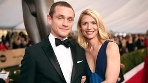 Hugh Dancy und Claire Danes bei den Annual Screen Actors Guild Awards 2016