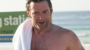 Hugh Jackman: Kurioser Oben-Ohne-Deal mit den Paparazzi
