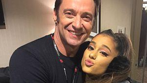 Huch!? Warum ist Ariana Grande denn so gelb im Gesicht?