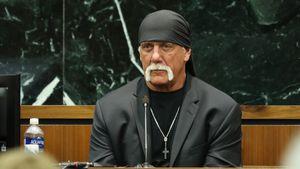 """Hulk Hogan beim Gerichtsprozess gegen """"Gawker Media"""" im März 2016 in Florida"""