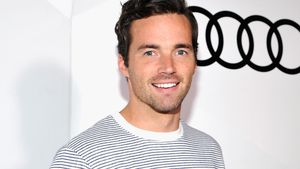 Ian Harding in West Hollywood