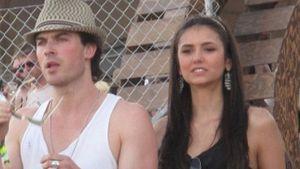 Nina Dobrev und Ian Somerhalder