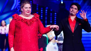 Tränenreicher Tanz: Deshalb war Ilka Bessin so stark berührt