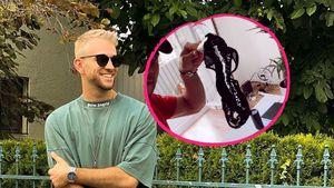 """""""Feuchter Traum"""": Serkan bekam Paket mit getragenem String!"""