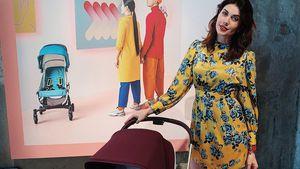 Fast fünfter Monat: Ira Meindl hat noch keinen Babybauch!