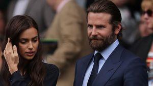 Irina Shayk und Bradley Cooper beim Wimbleton 2016