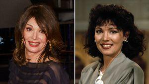 Peinlicher Mode-Fail: Iris Berben schämt sich für 80er Look!