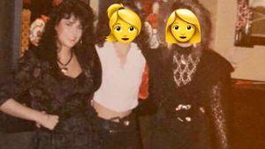 Heiße Milf: Dani Katzenberger postet 90's Pic von Mama Iris!