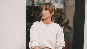 Im Homeoffice: Isabell Horn witzelt mit Freund und Tochter