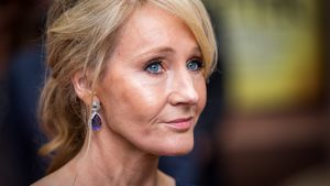 "J.K. Rowling, ""Harry Potter""-Autorin"