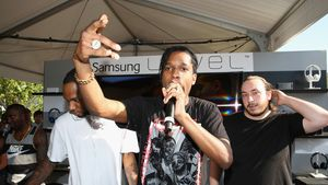 A$AP Rocky bestürzt über Tod seines Kollektiv-Kollegen!