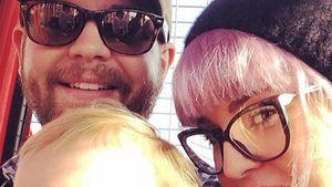 Osbourne-Reunion: Kelly genießt den Tag mit Pearl