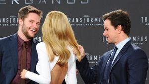Mark Wahlberg, Nicola Peltz und Jack Reynor