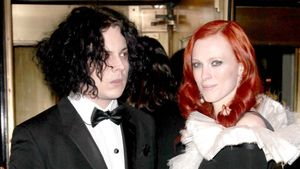 Karen Elson und Jack White