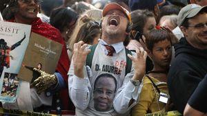 Jackson-Fans feiern Conrad Murrays Schuld-Spruch