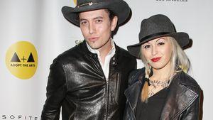 Jackson Rathbone und Sheila Hafsadi
