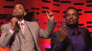"""Fresh Prince""-Reunion inklusive Carlton Dance!"