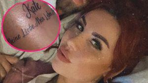 Liebesbeweis: Kate Merlan und Jakub haben Partner-Tattoos!