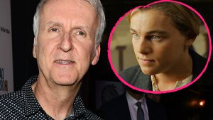 James Cameron und Leonardo DiCaprio Collage