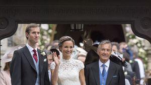 Pippa Middleton: Wedding-Comeback im Flitterwochen-Look!