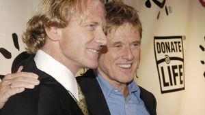 James starb mit 58: So geht es seinem Vater Robert Redford!