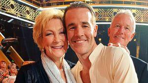 """""""Unter Schock"""": James Van Der Beek trauert um seine Mutter"""