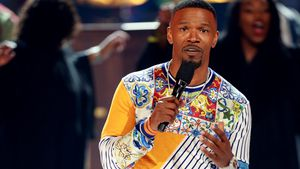 Protzige Party: Jamie Foxx ließ es nach BET Awards krachen