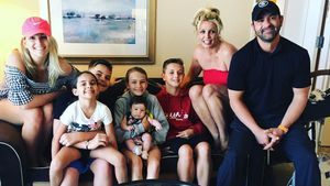 Spears-Family-Reunion: Jamie, Britney & Bryan mit ihren Kids