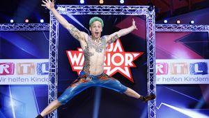 """""""Ninja Warrior""""-Special: Jamie Rahn ist der Schnellste!"""