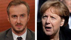 Kurz vor der Wahl: Böhmermann will Angela Merkel verklagen