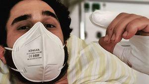 Finger beinahe ab: GZSZ-Star Jan Kittmann im Krankenhaus