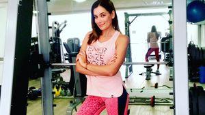 Mit 41 Jahren: Jana Ina Zarrella fällt dünn bleiben schwer!