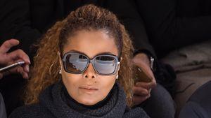 Janet Jackson im Oktober 2015 bei einer Modenschau in Paris