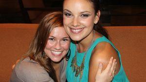 Freunde über GZSZ hinaus: Janina Uhse & Sarah