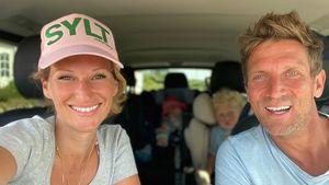 Anstrengende Reise? Janni, Peer & Kids zurück in Deutschland