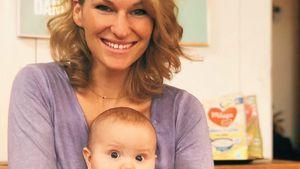 Janni Kusmagk hat Mitleid: Ihre Tochter Yoko bekommt Zähne