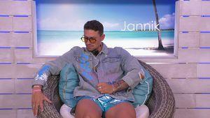 """Doch alles nur leere Worte? Jannik bleibt bei """"Love Island"""""""