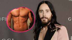 Oh, là, là! Jared Leto posiert komplett nackt im Internet