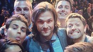 Serien-Selfie: Supernatural meets Vampire Diaries