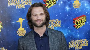 Jared Padalecki bei der Verleihung der 42. Saturn Awards 2016 im Castaway in Burbank