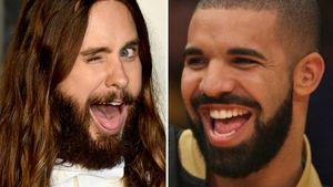 Drake und Jared Leto