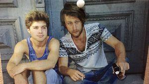 Jascha Rust und Merlin Leonhardt