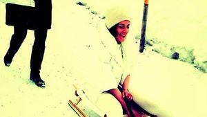 So süß genießt Jasmin Wagner die Flitterwochen