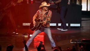 Nach Attentat 2017: Jason Aldean gibt Konzert in Las Vegas