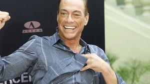 Jean-Claude van Damme zeigt sein sexy Sixpack
