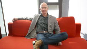 Firmengründer Jeff Bezos wird als Amazon-CEO zurücktreten